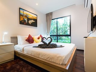 #966 – 1BDR Apartment At The Title Rawai F202 - Rawai