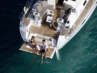 BAVARIA Luxury Yacht