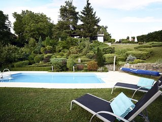 Our Beautiful Estate Is Located Just 25 Km From Zagreb, In Zagorje.