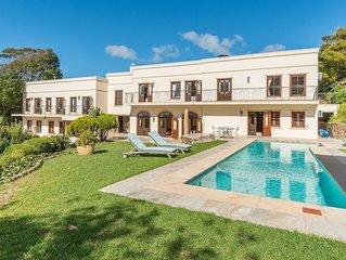 Exclusive Private Cape Town Luxury Villa