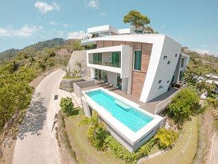 The Reserve House Villa de las mariposas #10 Costa Rica