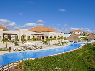 Perfect Long Stay in Cap Cana - Heavenly Ocean View Two Bedrooms Suite (711)