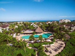 2 Bedroom Villa - Bahamas Resort - Ocean/Garden View