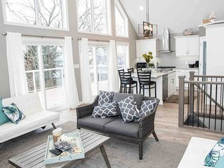 Newly Built Cottage with a Stunning View! (Upper level)