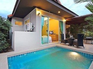 Plunge Pool 2 Bedroom Villa B31