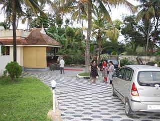 Cherai Beach Villa - Experience the beachside stay