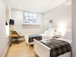 Jolly Twin Room Apartment