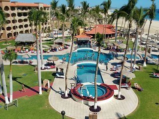** Charming Oceanfront Coral Baja Resort Condo With Great Sunrise Beach Views **