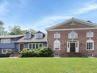 Exclusive in-town Luxury Home is near everything Princeton has to offer