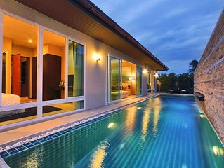 Grande 4 Bedroom Pool villa C12