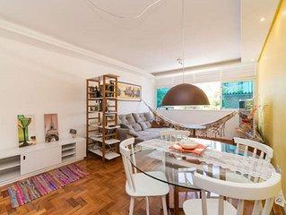 Super apartamento 4 quartos/3 banheiros no charmoso bairro das Graças
