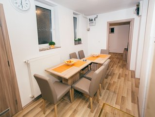 Newly renovated and cosy apartments in the City centre