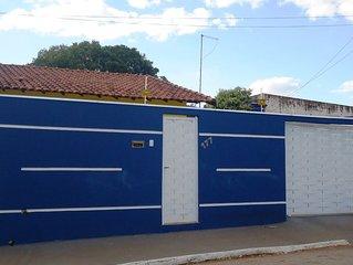 Casa em Olimpia Morada do Sol, 5 minutos dos parques, Whatsapp (17)**********.