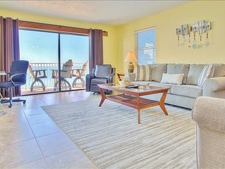 Upscale Delight Overlooking Madeira Beach's Sugar White Sandy Shore!