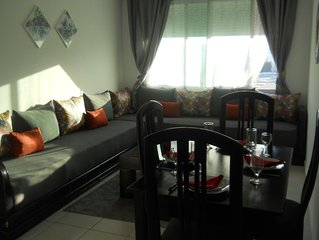 cheap luxury apart in the Heart of tangier with wifi