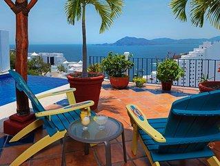 Villa Casa De La Vista - Infinity Pool, Staffed with optional Chef