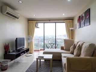 4 Bedrooms Unit * Casa Indah 1 Condo
