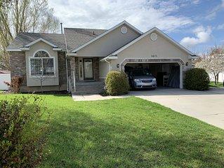 Large Family Home in Utah