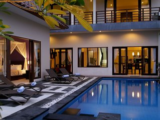 3 Bedrooms Villa Canggu Near Echo Beach