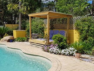 Escape to the country! FAMILY /group/wedding/pet friendly/ RETREAT private POOL
