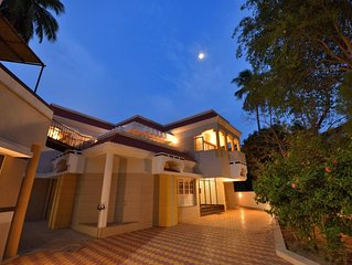 Crazy Homes Trichy/Luxurious&Spacious Rooms Stay