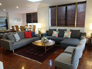Cozy and Spacious 6BR House Central Bangkok