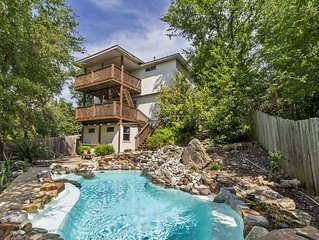 South Austin Oasis on Quiet Cove!