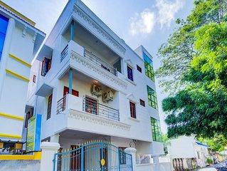 Straightforward Classic Rooms in Pondicherry