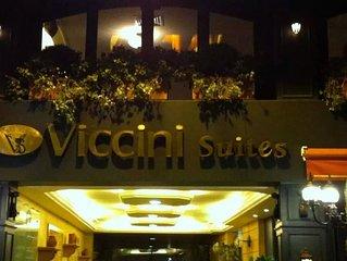 Viccini Suites- Single Room