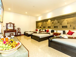 Ambient Angkor Boutique - Deluxe Triple Room