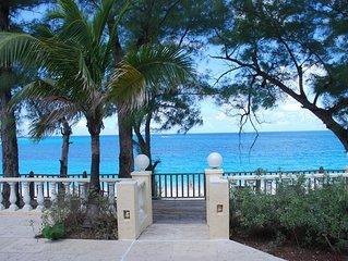 Luxury 5 Bedroom Ocean Front Villa