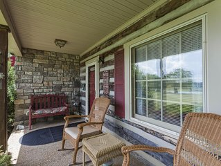 Nashville Cabin - 1 Bed Adult Property (WiFi, W/D, Jacuzzi, No Cleaning Fee)