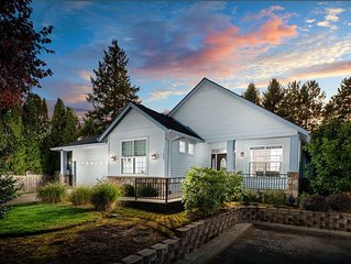 Southwest Portland Single Level Wheelchair Accessible Home With Open Floor Plan