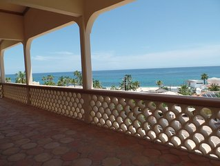 Seacow Palace, an oasis on the Sea of Cortez. 100 steps to the beach.