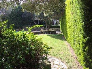 Treis Elies Villas.  Villa with private pool