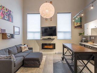 Modern, Stylish Apartment in City Centre