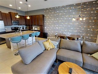 Disney On Budget - Festival Resort - Amazing Spacious 4 Beds 3 Baths Townhome -