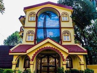 Home In Resort At Calangute, Arpora Near Baga