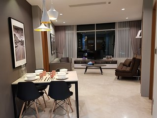 *KL Tower view* Apartment near KLCC /KL City