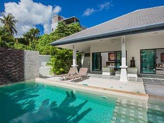 Shalimar - Loving Pool Villa Rawai