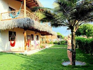 Casa Esperanto: OCEAN VIEW  Beach House, Las Tunas Beach