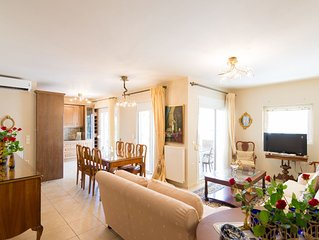 Two bedroom apartment in a two storey building