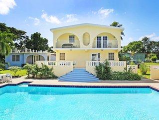 Casa Ladera Upstairs: Big Pool, Ocean View, Steps to Beach