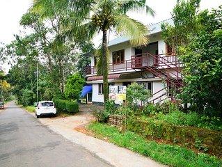 1BHK Charming Home Stay near Chengulam Reservoir