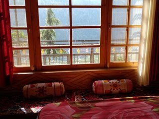 Welcome Homestay a budget stay in Manali, Himachal Pradesh,India