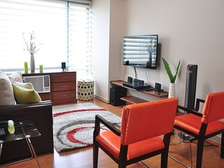 Comfy and Relaxing 1 Bedroom Condo