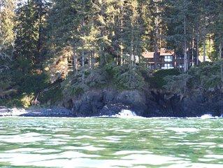 Island Vacation Homes Juan de Fuca Beach House