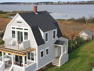 Seaside Cottage on Bailey Island with Views of Picturesque Mackerel Cove