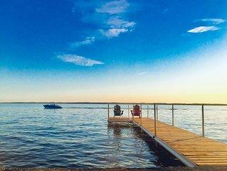 Beautiful Waterfront Cottage (Lake Simcoe)