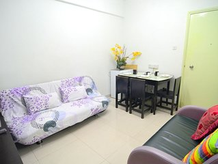 *Ladies Market, 3 Bdrm good to 9pax